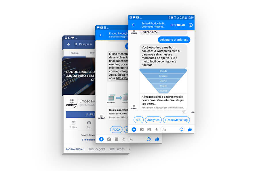 Embed Chatbot