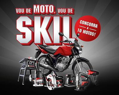 Vou de Moto, Vou de Skil